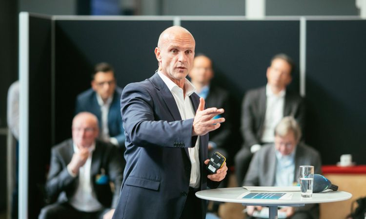 Thomas Ulbrich, Volkswagen board member responsible for e-mobility