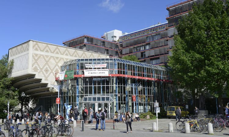 Rank 92: Technische Universität Berlin