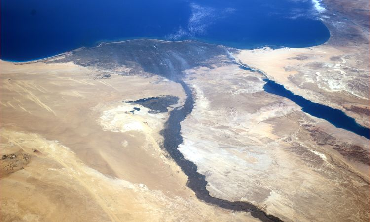 Egypt, Nile River
