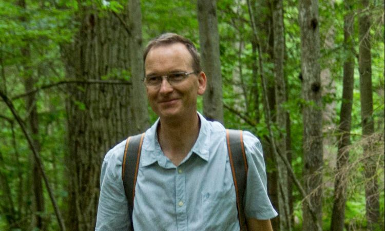 Dr. Marcus Lindner, Principal Scientist at the European Forest Institute (EFI) in Bonn