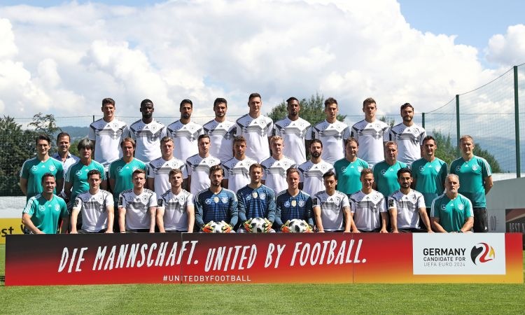 12a4198b885 German World Cup squad 2018  eleven facts that you should know