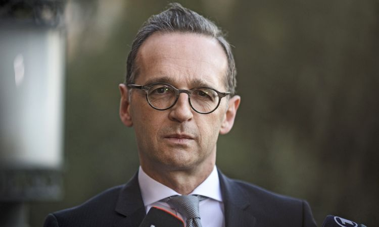 Foreign Minister Heiko Maas