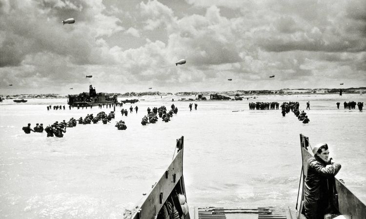 D-Day: This major offensive against Hitler was the largest seaborne operation in history, and for many it marks the beginning of the end of World War II.
