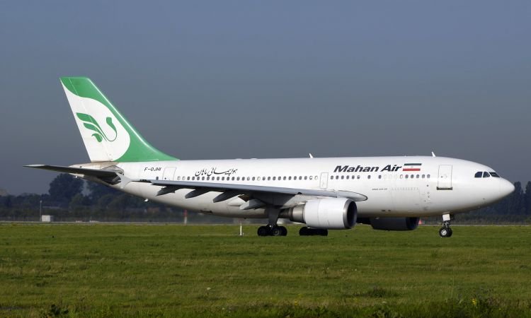 Germany revokes licence of Iranian airline for security reasons