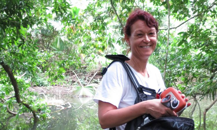 Simone Sommer heads the Institute for Evolutionary Ecology and Nature Conservation Genomics at the University of Ulm.