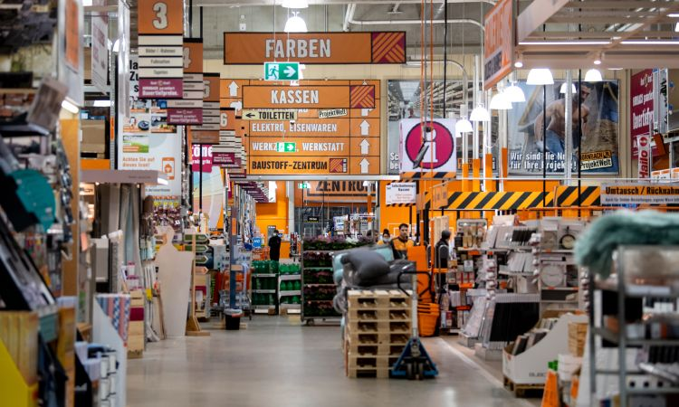Do-it-yourself is all the rage - DIY stores are benefiting.