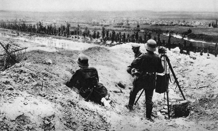 Combat on the Western Front